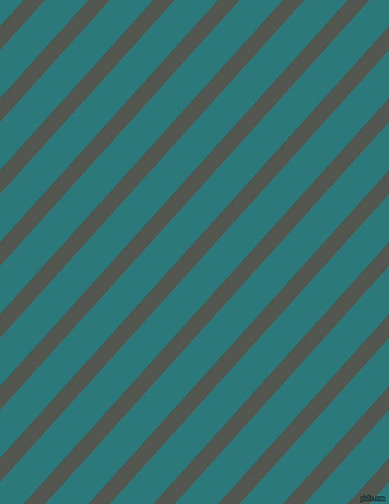 48 degree angle lines stripes, 23 pixel line width, 46 pixel line spacing, Battleship Grey and Atoll angled lines and stripes seamless tileable