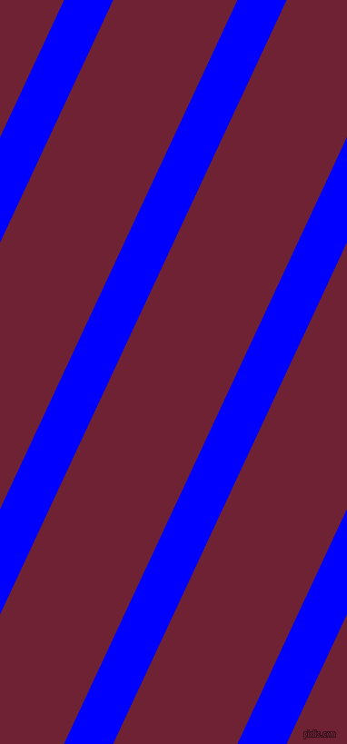 65 degree angle lines stripes, 49 pixel line width, 124 pixel line spacing, Blue and Claret angled lines and stripes seamless tileable