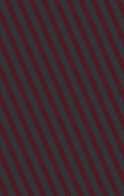 114 degree angle lines stripes, 19 pixel line width, 20 pixel line spacing, Bordeaux and Ebony Clay angled lines and stripes seamless tileable
