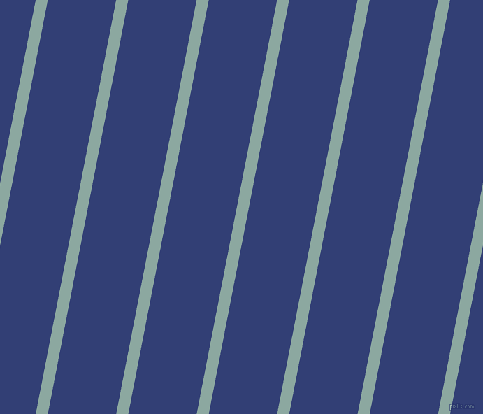 79 degree angle lines stripes, 17 pixel line width, 96 pixel line spacing, Cascade and Resolution Blue angled lines and stripes seamless tileable