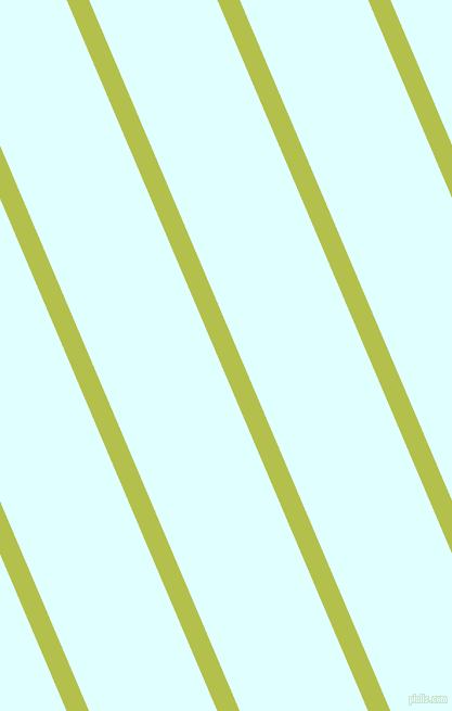 113 degree angle lines stripes, 19 pixel line width, 109 pixel line spacing, Celery and Light Cyan angled lines and stripes seamless tileable