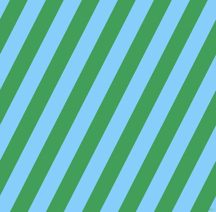 63 degree angle lines stripes, 52 pixel line width, 53 pixel line spacing, Chateau Green and Light Sky Blue angled lines and stripes seamless tileable