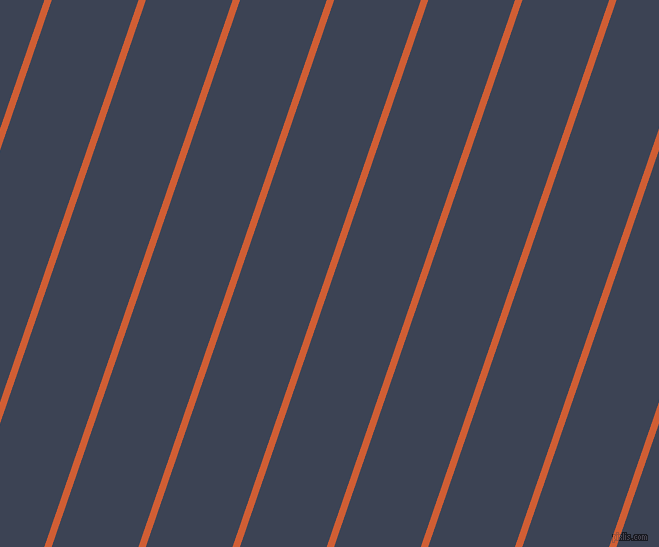 71 degree angle lines stripes, 7 pixel line width, 82 pixel line spacing, Chilean Fire and Blue Zodiac angled lines and stripes seamless tileable