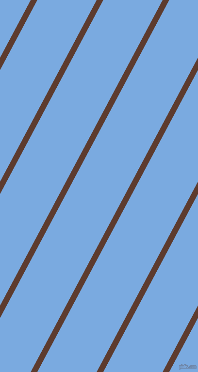 62 degree angle lines stripes, 12 pixel line width, 108 pixel line spacing, Cioccolato and Jordy Blue angled lines and stripes seamless tileable