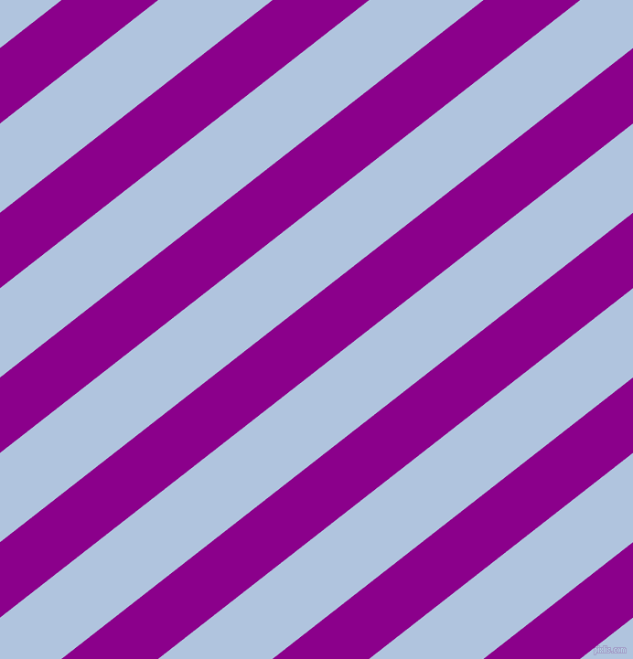 38 degree angle lines stripes, 65 pixel line width, 77 pixel line spacing, Dark Magenta and Light Steel Blue angled lines and stripes seamless tileable