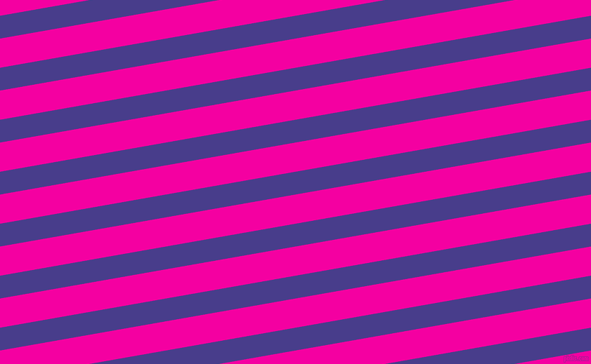 10 degree angle lines stripes, 32 pixel line width, 41 pixel line spacing, Dark Slate Blue and Hollywood Cerise angled lines and stripes seamless tileable