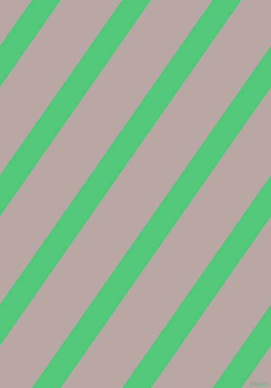55 degree angle lines stripes, 48 pixel line width, 103 pixel line spacing, Emerald and Martini angled lines and stripes seamless tileable