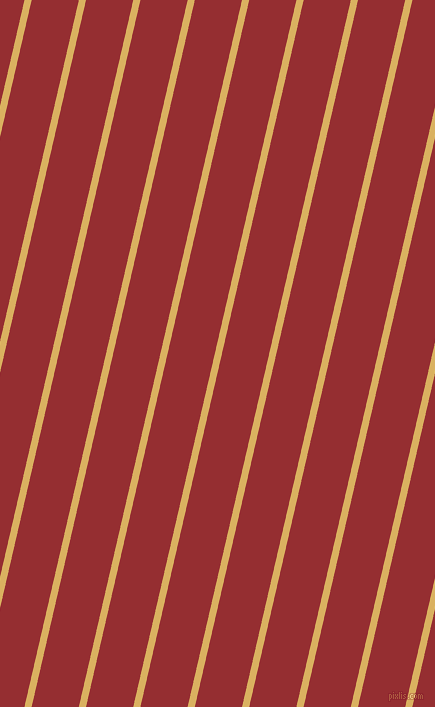 77 degree angle lines stripes, 7 pixel line width, 46 pixel line spacing, Equator and Guardsman Red angled lines and stripes seamless tileable