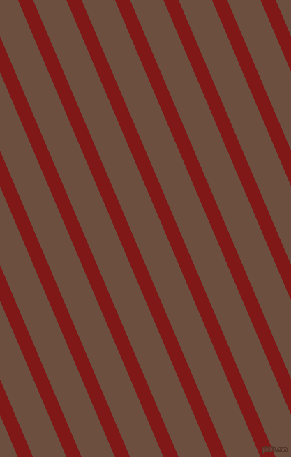113 degree angle lines stripes, 20 pixel line width, 44 pixel line spacing, Falu Red and Spice angled lines and stripes seamless tileable