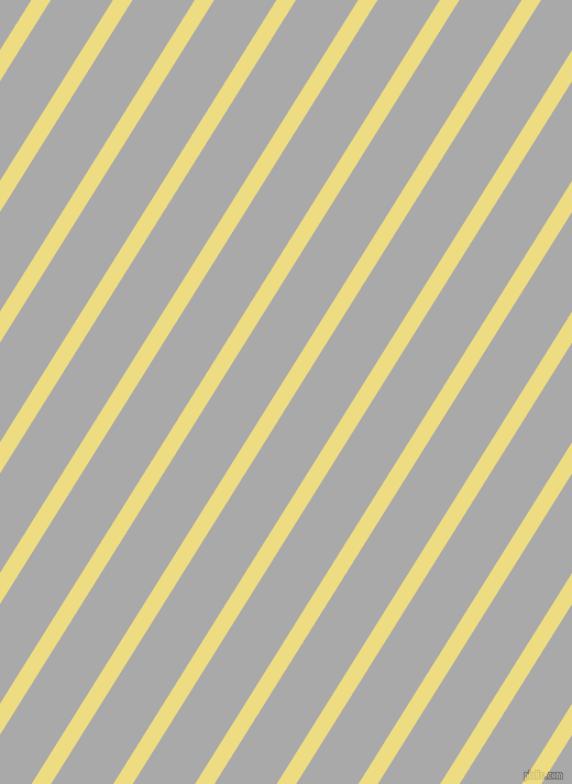 58 degree angle lines stripes, 15 pixel line width, 48 pixel line spacing, Flax and Dark Gray angled lines and stripes seamless tileable