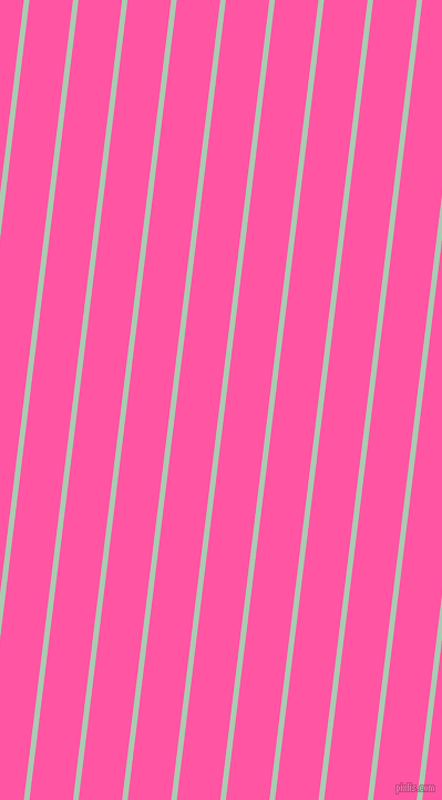 83 degree angle lines stripes, 5 pixel line width, 39 pixel line spacing, Gum Leaf and Brilliant Rose angled lines and stripes seamless tileable
