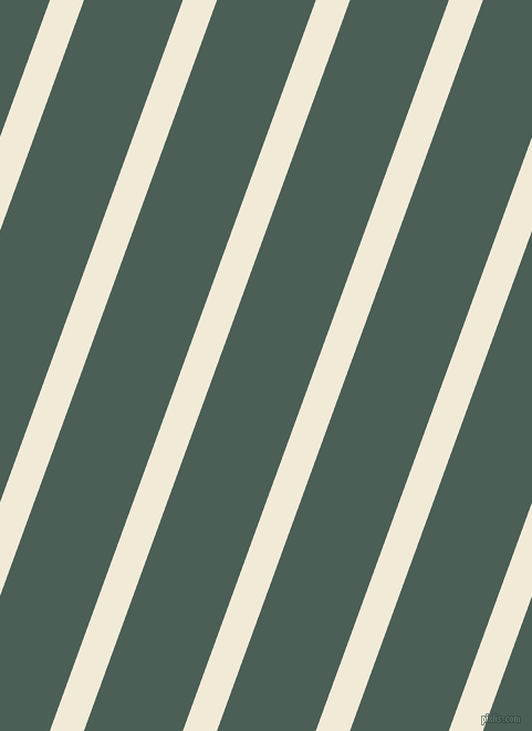 70 degree angle lines stripes, 29 pixel line width, 84 pixel line spacing, Half Pearl Lusta and Viridian Green angled lines and stripes seamless tileable
