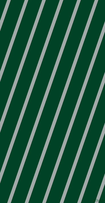 71 degree angle lines stripes, 12 pixel line width, 46 pixel line spacing, Hit Grey and British Racing Green angled lines and stripes seamless tileable