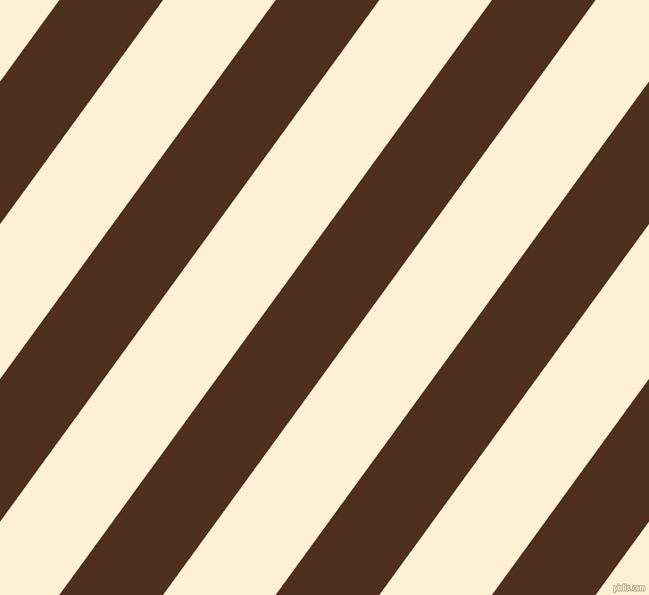 54 degree angle lines stripes, 94 pixel line width, 102 pixel line spacing, Indian Tan and Papaya Whip angled lines and stripes seamless tileable