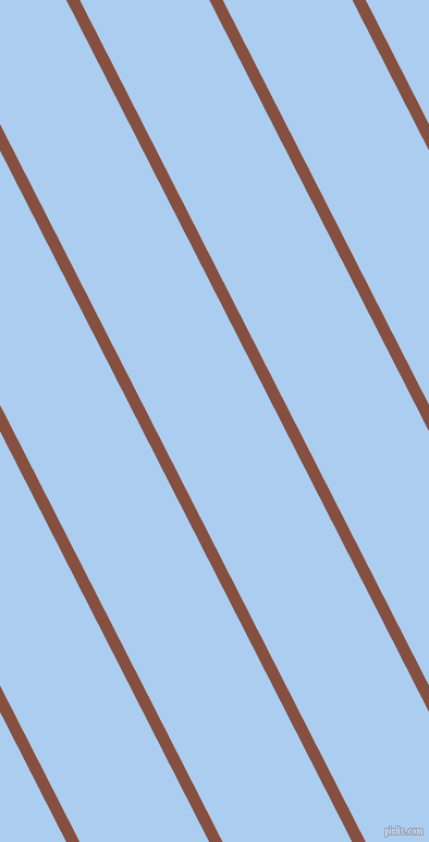 117 degree angle lines stripes, 11 pixel line width, 106 pixel line spacing, Ironstone and Pale Cornflower Blue angled lines and stripes seamless tileable