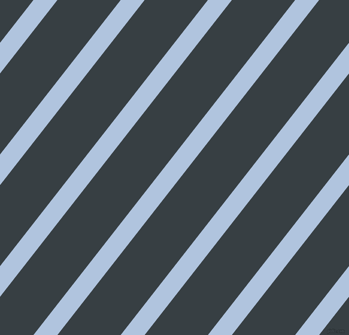 52 degree angle lines stripes, 39 pixel line width, 103 pixel line spacing, Light Steel Blue and Mirage angled lines and stripes seamless tileable