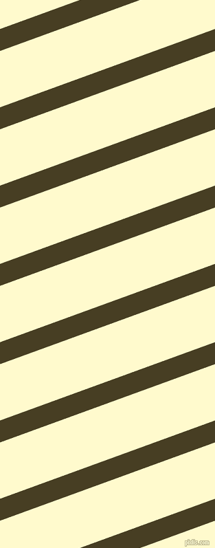 20 degree angle lines stripes, 30 pixel line width, 77 pixel line spacing, Madras and Lemon Chiffon angled lines and stripes seamless tileable