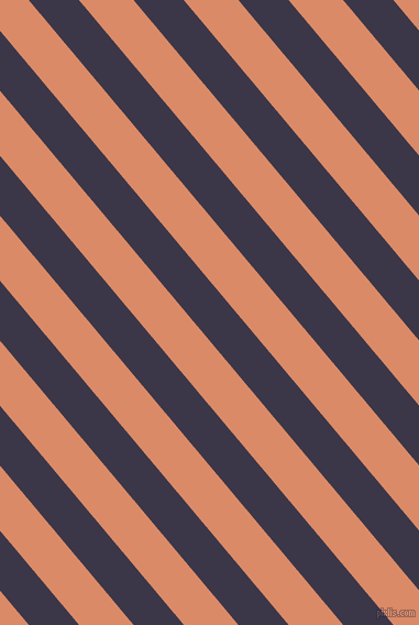 130 degree angle lines stripes, 35 pixel line width, 38 pixel line spacing, Martinique and Copper angled lines and stripes seamless tileable