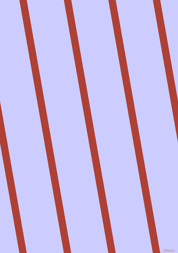 100 degree angle lines stripes, 24 pixel line width, 121 pixel line spacing, Medium Carmine and Lavender Blue angled lines and stripes seamless tileable