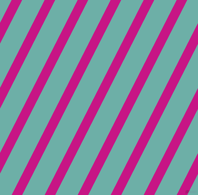 63 degree angle lines stripes, 31 pixel line width, 66 pixel line spacing, Medium Violet Red and Tradewind angled lines and stripes seamless tileable