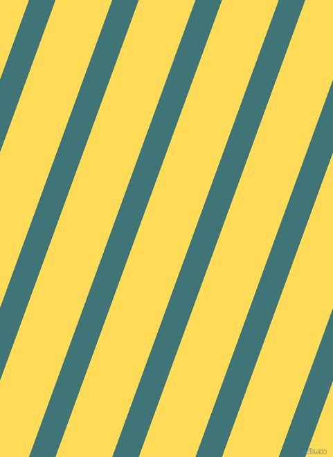 70 degree angle lines stripes, 36 pixel line width, 77 pixel line spacing, Ming and Mustard angled lines and stripes seamless tileable