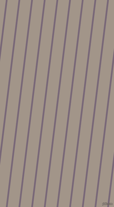 83 degree angle lines stripes, 6 pixel line width, 38 pixel line spacing, Old Lavender and Zorba angled lines and stripes seamless tileable