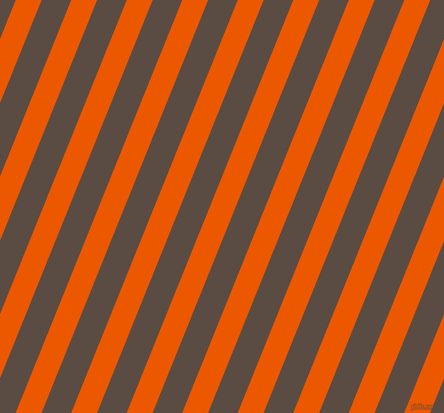 68 degree angle lines stripes, 35 pixel line width, 40 pixel line spacing, Persimmon and Cork angled lines and stripes seamless tileable