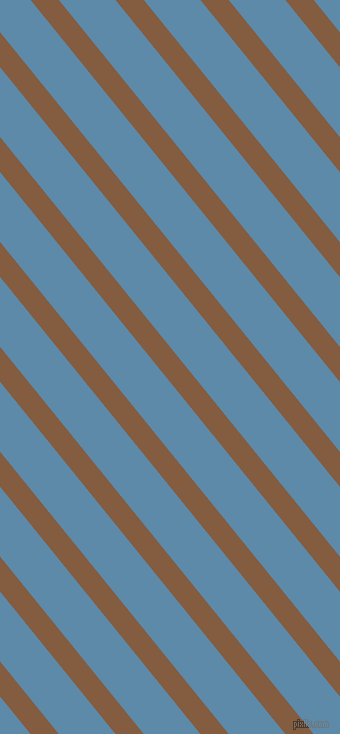 129 degree angle lines stripes, 22 pixel line width, 44 pixel line spacing, Potters Clay and Air Force Blue angled lines and stripes seamless tileable