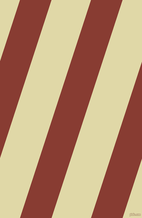 72 degree angle lines stripes, 96 pixel line width, 120 pixel line spacing, Prairie Sand and Mint Julep angled lines and stripes seamless tileable