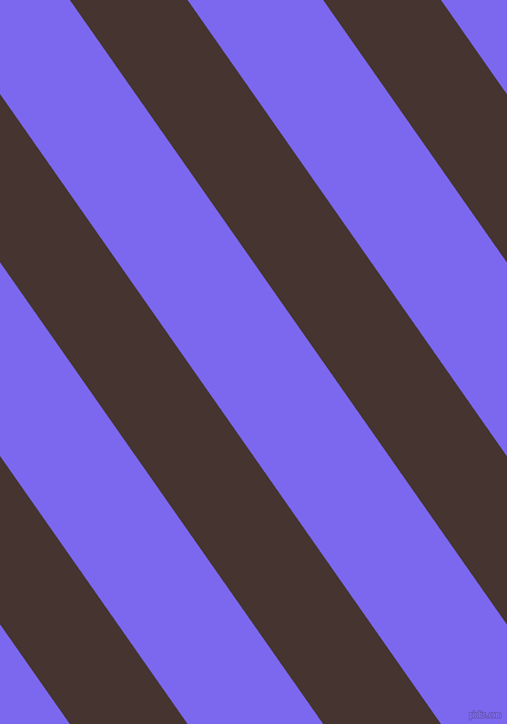 125 degree angle lines stripes, 106 pixel line width, 122 pixel line spacing, Rebel and Medium Slate Blue angled lines and stripes seamless tileable