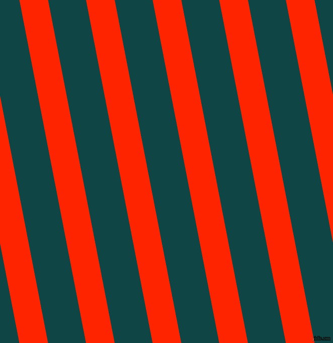 101 degree angle lines stripes, 56 pixel line width, 74 pixel line spacingScarlet and Cyprus angled lines and stripes seamless tileable