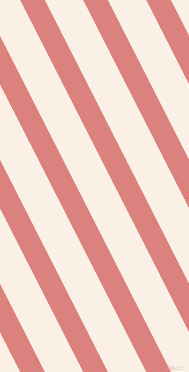 117 degree angle lines stripes, 45 pixel line width, 70 pixel line spacing, Sea Pink and Linen angled lines and stripes seamless tileable