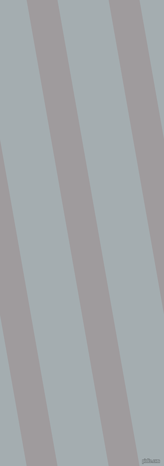 100 degree angle lines stripes, 61 pixel line width, 101 pixel line spacing, Shady Lady and Gull Grey angled lines and stripes seamless tileable
