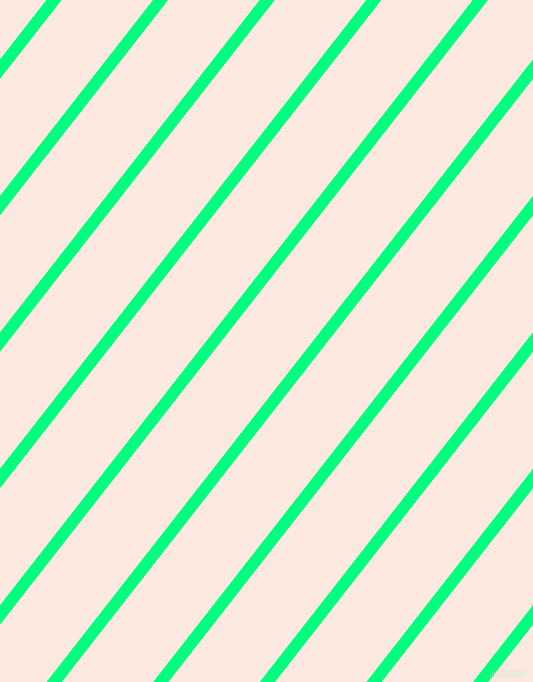52 degree angle lines stripes, 12 pixel line width, 72 pixel line spacing, Spring Green and Chablis angled lines and stripes seamless tileable