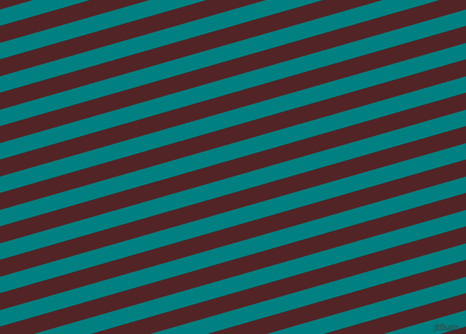 16 degree angle lines stripes, 22 pixel line width, 23 pixel line spacing, Teal and Lonestar angled lines and stripes seamless tileable