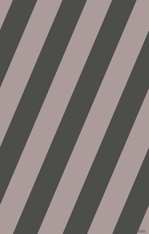 67 degree angle lines stripes, 72 pixel line width, 74 pixel line spacing, Thunder and Dusty Grey angled lines and stripes seamless tileable