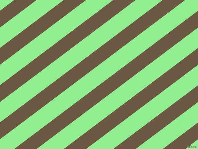 37 degree angle lines stripes, 47 pixel line width, 57 pixel line spacing, Tobacco Brown and Light Green angled lines and stripes seamless tileable