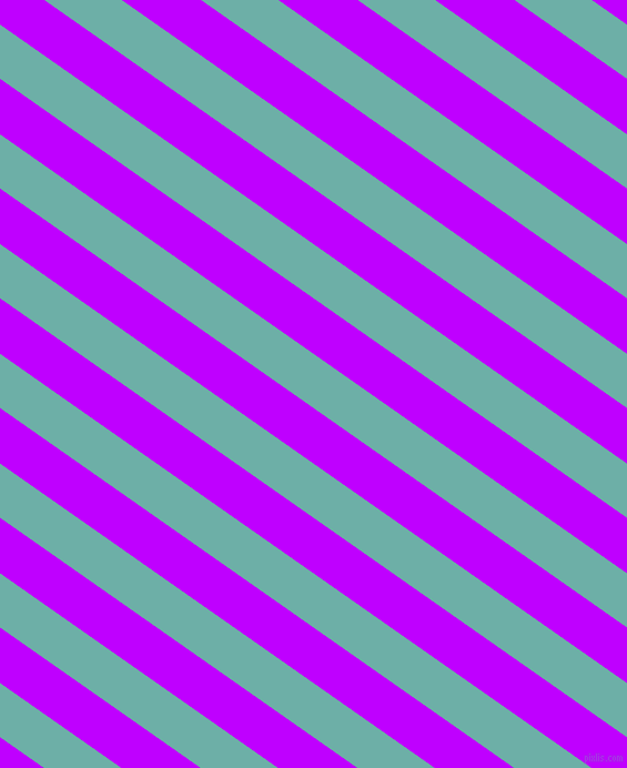 145 degree angle lines stripes, 40 pixel line width, 41 pixel line spacing, Tradewind and Electric Purple angled lines and stripes seamless tileable