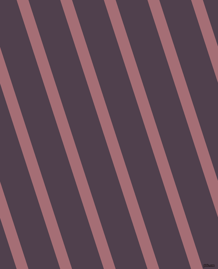 108 degree angle lines stripes, 36 pixel line width, 97 pixel line spacing, Turkish Rose and Purple Taupe angled lines and stripes seamless tileable