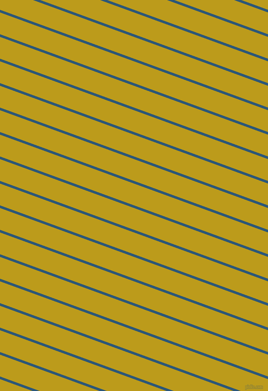 160 degree angle lines stripes, 5 pixel line width, 41 pixel line spacing, Venice Blue and Buddha Gold angled lines and stripes seamless tileable