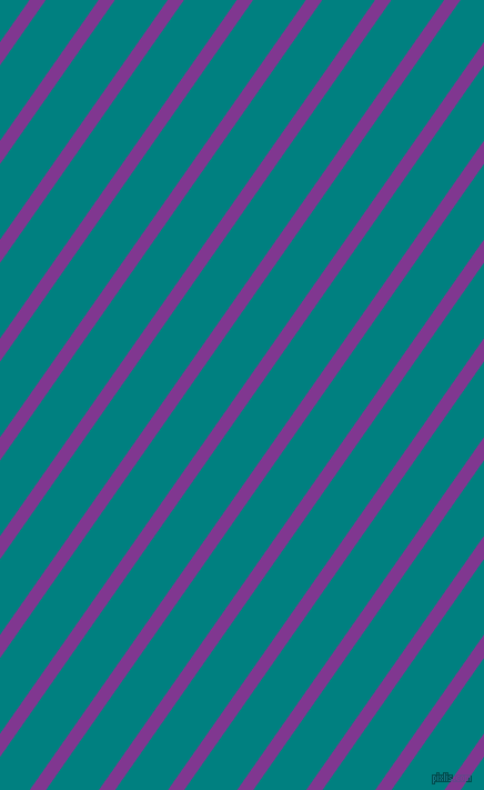 55 degree angle lines stripes, 12 pixel line width, 39 pixel line spacingVivid Violet and Teal angled lines and stripes seamless tileable