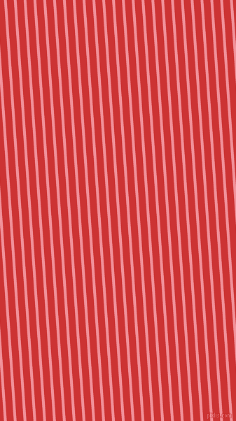 94 degree angle lines stripes, 4 pixel line width, 10 pixel line spacing, Wewak and Persian Red angled lines and stripes seamless tileable