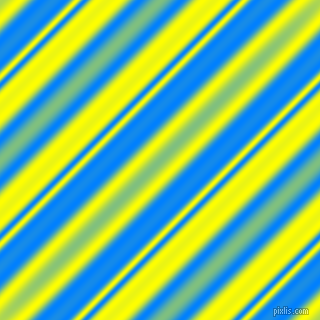 Dodger Blue and Yellow beveled plasma lines seamless tileable