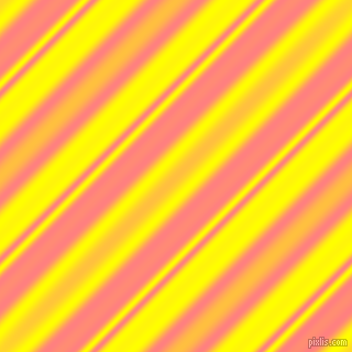 Salmon and Yellow beveled plasma lines seamless tileable