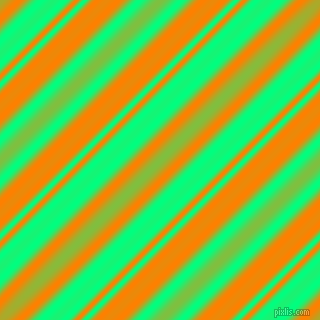 , Spring Green and Dark Orange beveled plasma lines seamless tileable