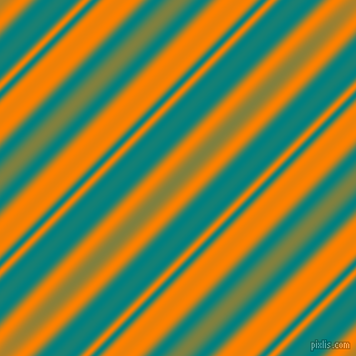 Teal and Dark Orange beveled plasma lines seamless tileable