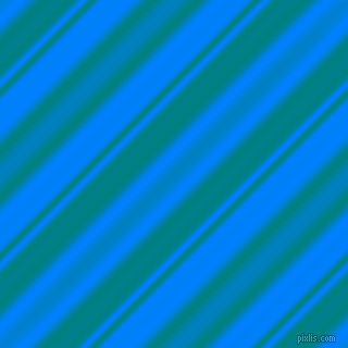 Teal and Dodger Blue beveled plasma lines seamless tileable