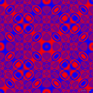 Blue and Red cellular plasma seamless tileable