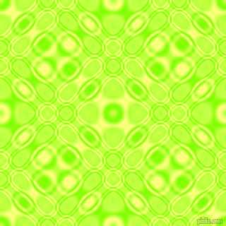 Chartreuse and Witch Haze cellular plasma seamless tileable