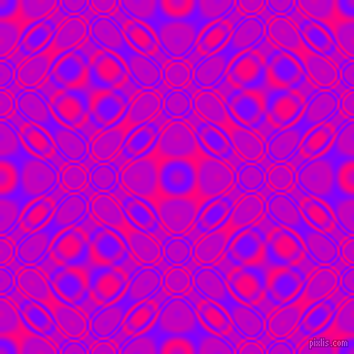 , Electric Indigo and Deep Pink cellular plasma seamless tileable